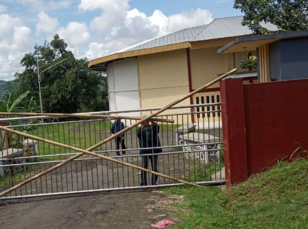 Ini Alasan Warga Tolak GOR Suryakencana Sukabumi Jadi RS Darurat