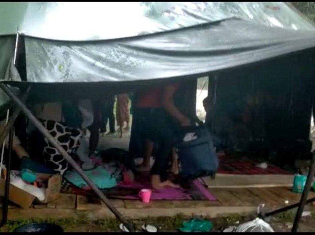 8 Pemuda Aceh Sepekan Isolasi di Tenda Dekat Hutan Usai Pulang dari Jakarta