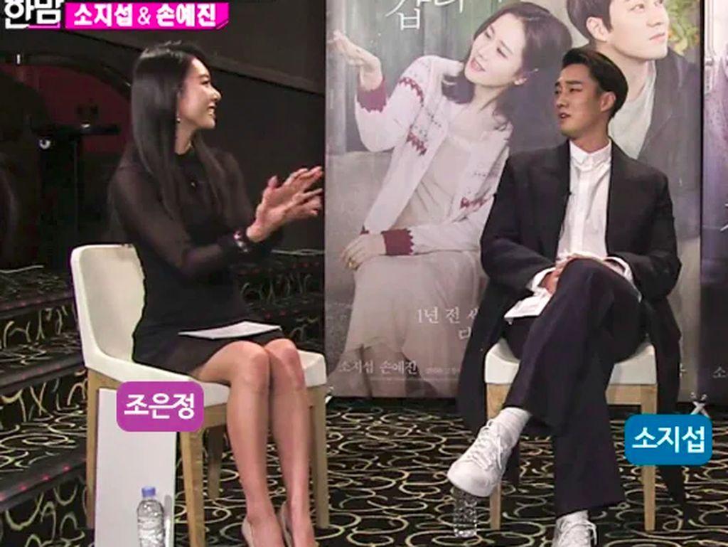 Pernikahan So Ji Sub dan Cho Eun Jung