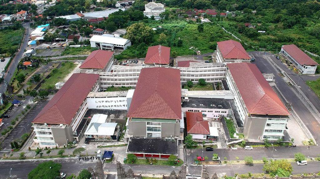 RS PTN Universitas Udayana Siap Tangani Pasien Corona di Bali