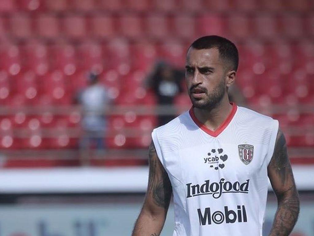 Shopee Liga 1: Pemain Asing Bali United Ini Bimbang gegara COVID-19