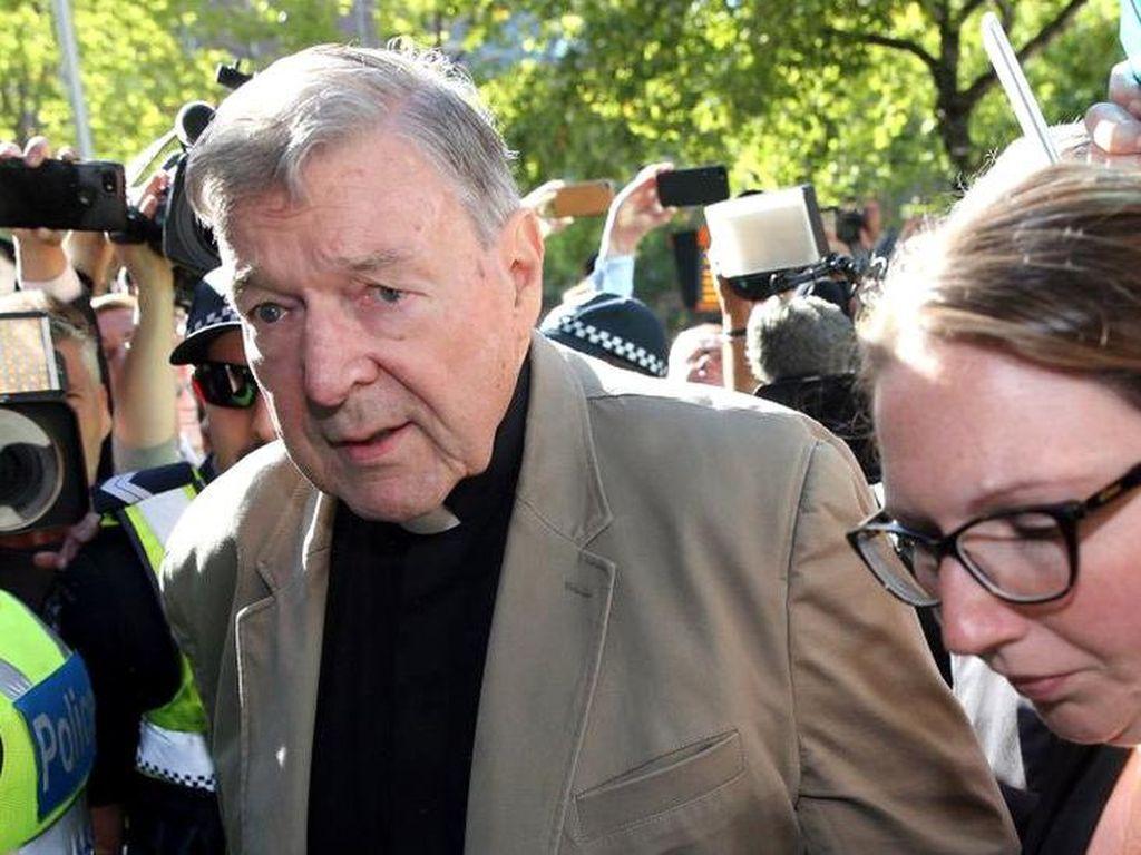 Vonis Pelecehan Seks Anak terhadap Kardinal George Pell Dibatalkan Pengadilan