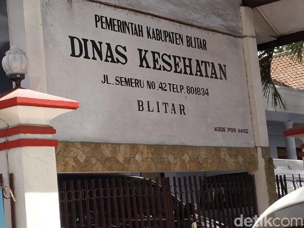 Warga Blitar Ini Jadi PDP Corona Usai Dikunjungi Saudara dari Surabaya