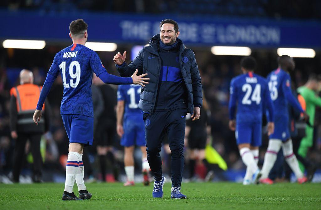 Mason Mount yang sudah mendapat kepercayaan dari Frank Lampard