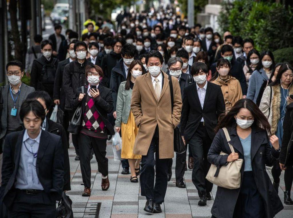 Imbauan Larangan Mudik Juga Ada di Jepang