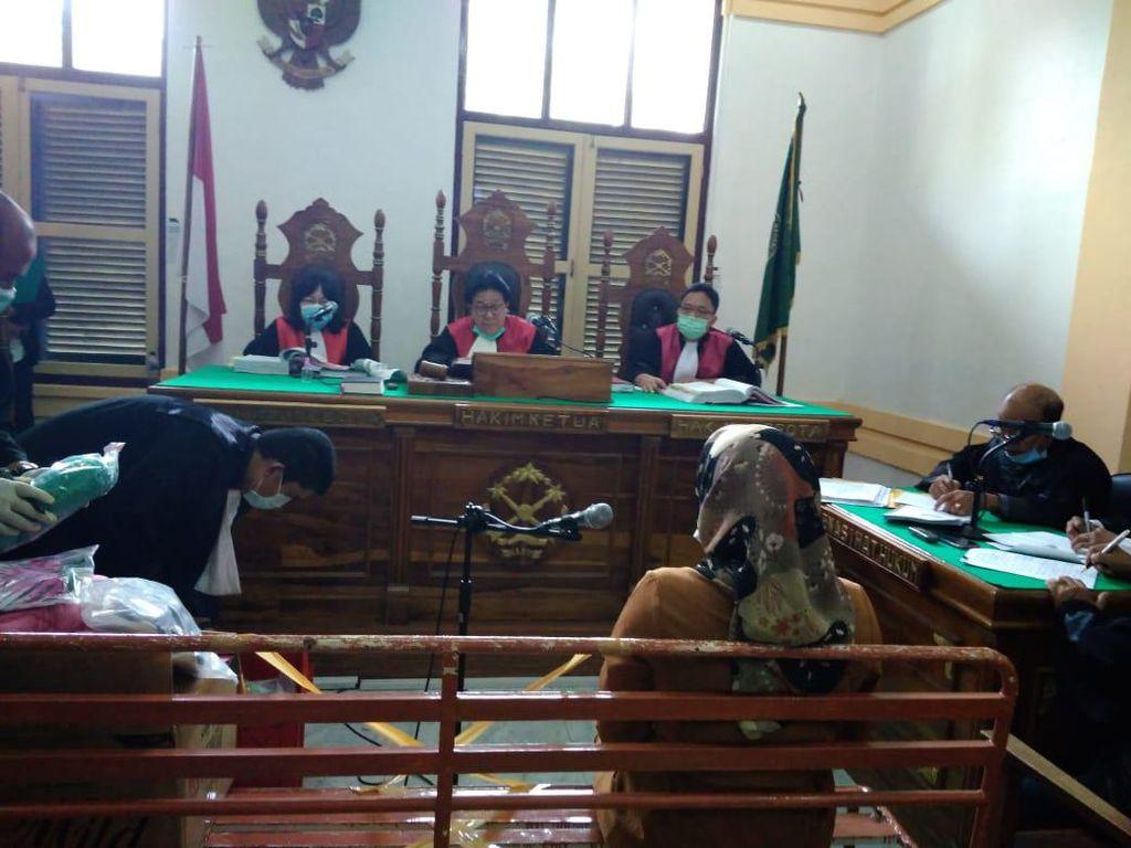 Jadi Saksi, Putri Hakim Jamaluddin Ungkap Anehnya Tangis Zuraida di RS