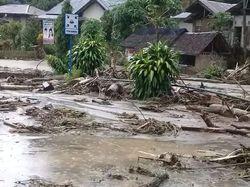 43 Jiwa Terdampak Banjir di Sigi Sulteng, Dua Balita dan Satu Lansia