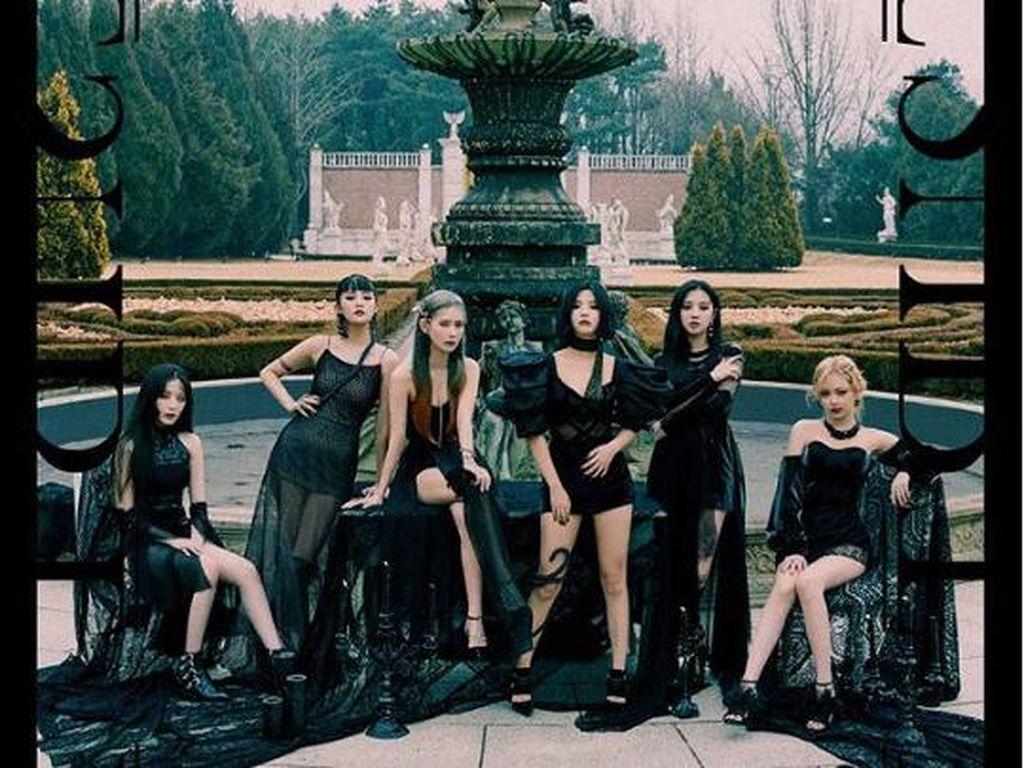 (G)I-DLE Rajai Chart iTunes Dunia dengan DUMDi DUMDi