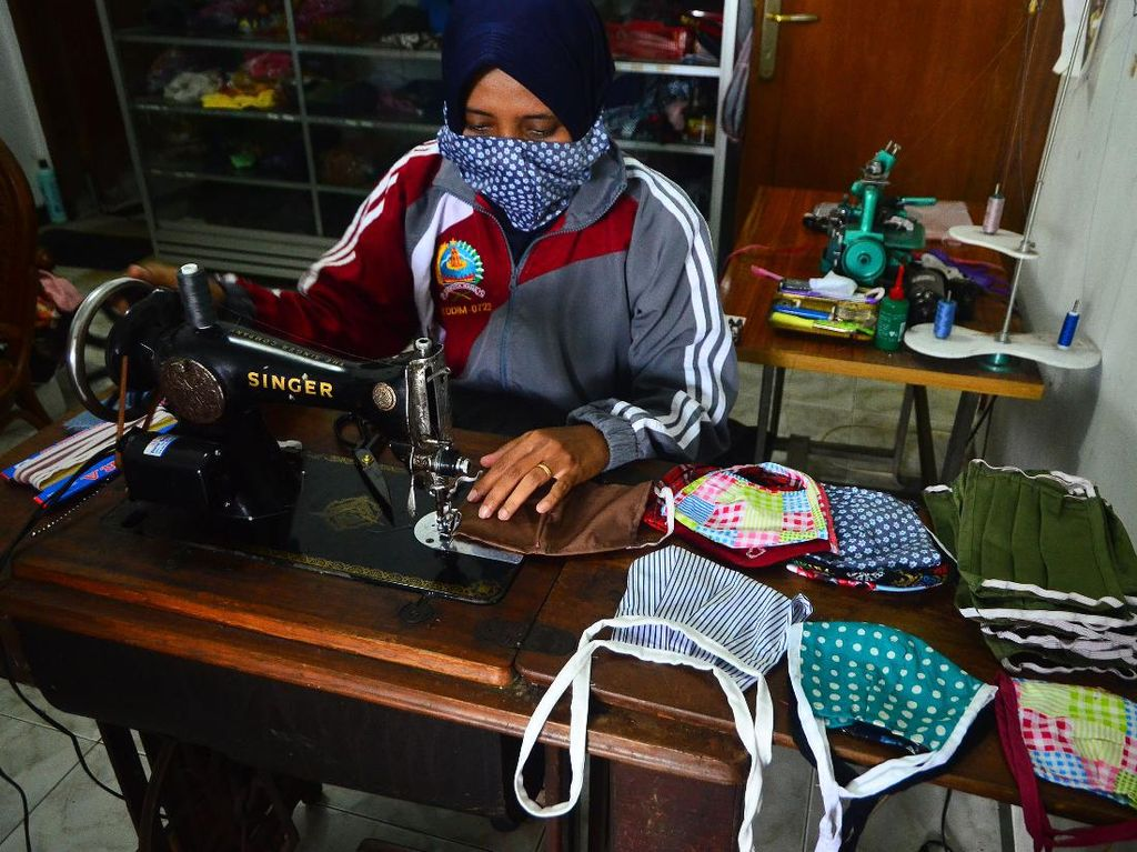 Nih Bocoran soal Program Jokowi Borong Produk UMKM