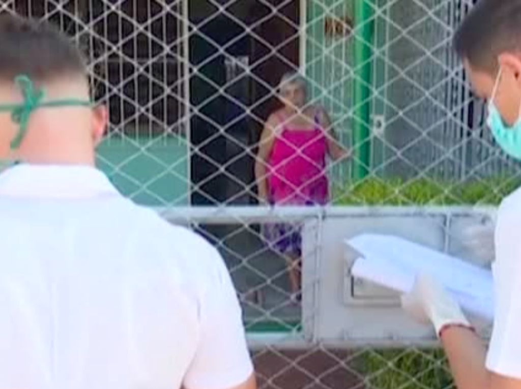 Video Cara Kuba Hadapi Corona, Door to Door Pantau Kesehatan Warga