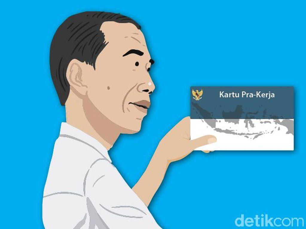 Mau Rp 3,5 Juta/Bulan dari Jokowi? Begini Cara Daftarnya