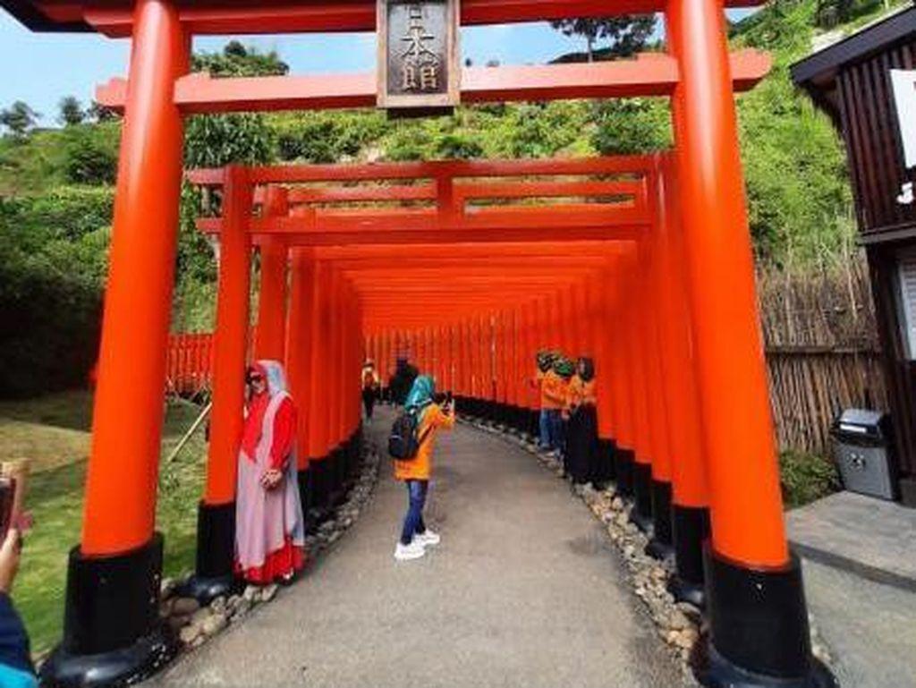 Bukan Jepang, Ini Cuma Kota Kembang