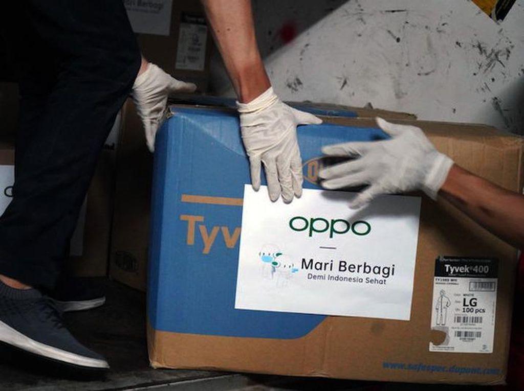 Konsumen OPPO Bisa Bantu Warga Terdampak COVID-19, Ini Caranya
