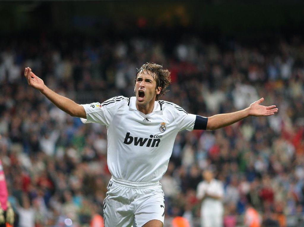 Dear Fans Madrid, Ini Pesan Raul untuk Hadapi Pandemi Virus Corona