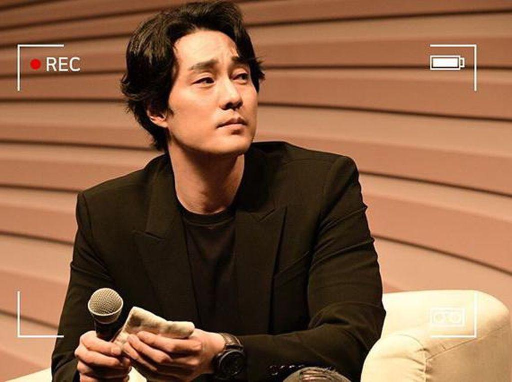 Manajemen So Ji Sub Bantah Isu Cho Eun Jung Hamil di Luar Nikah