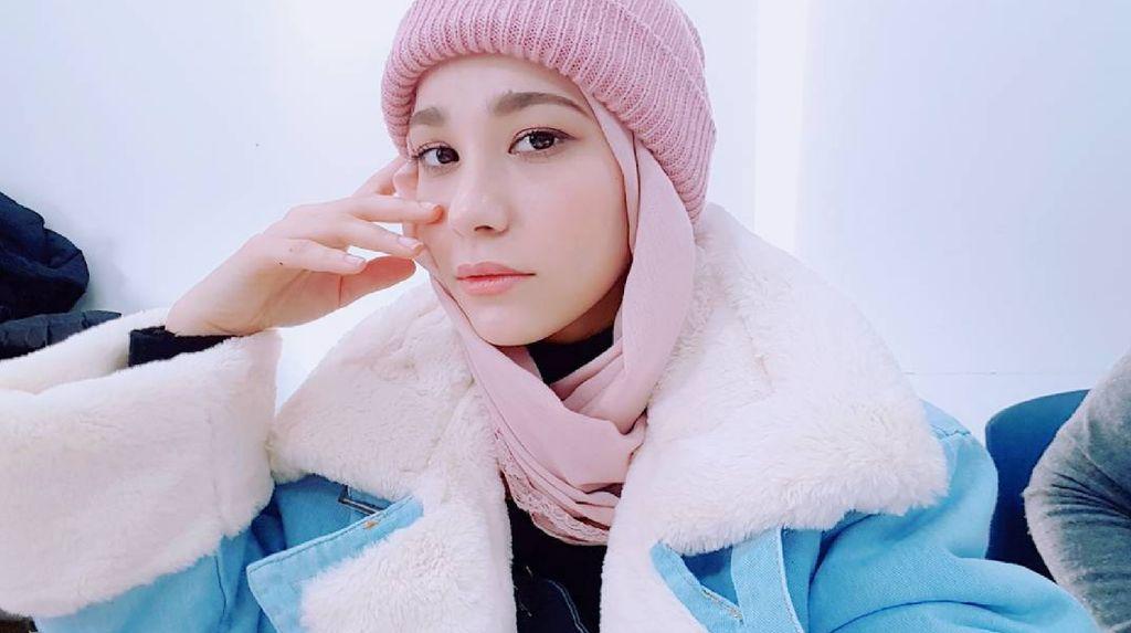 Foto: Cantiknya Selebgram Maroko Kim Miso yang Sering Dikira Hijabers Korea