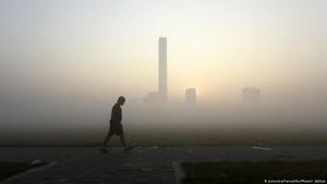 Polusi Udara Bisa Tingkatkan Risiko Kematian COVID-19?