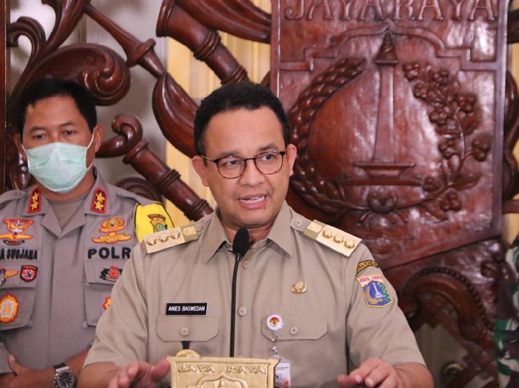 Kasus Positif Corona di DKI 12 Hari Terakhir Sumbang 25% dari Total kasus