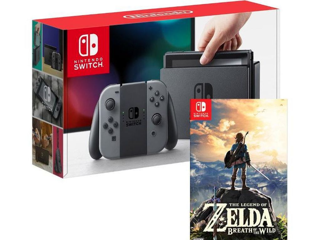 Penerus Nintendo Switch Dinamai Super Switch?