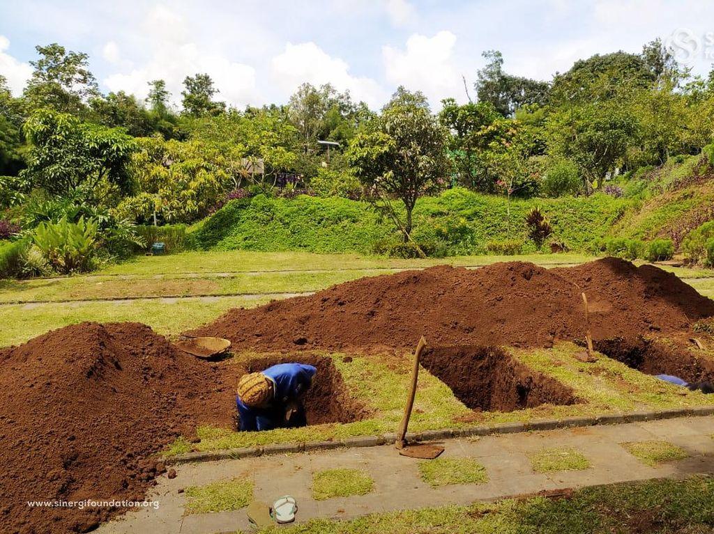 Pemakaman Khusus Jenazah COVID-19 Tersedia di Bandung Barat