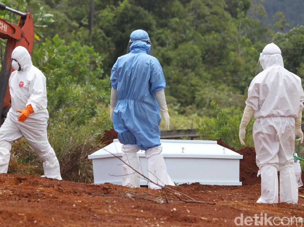 Indonesia Masih Puncaki Daftar Kematian Virus Corona Terbanyak di ASEAN