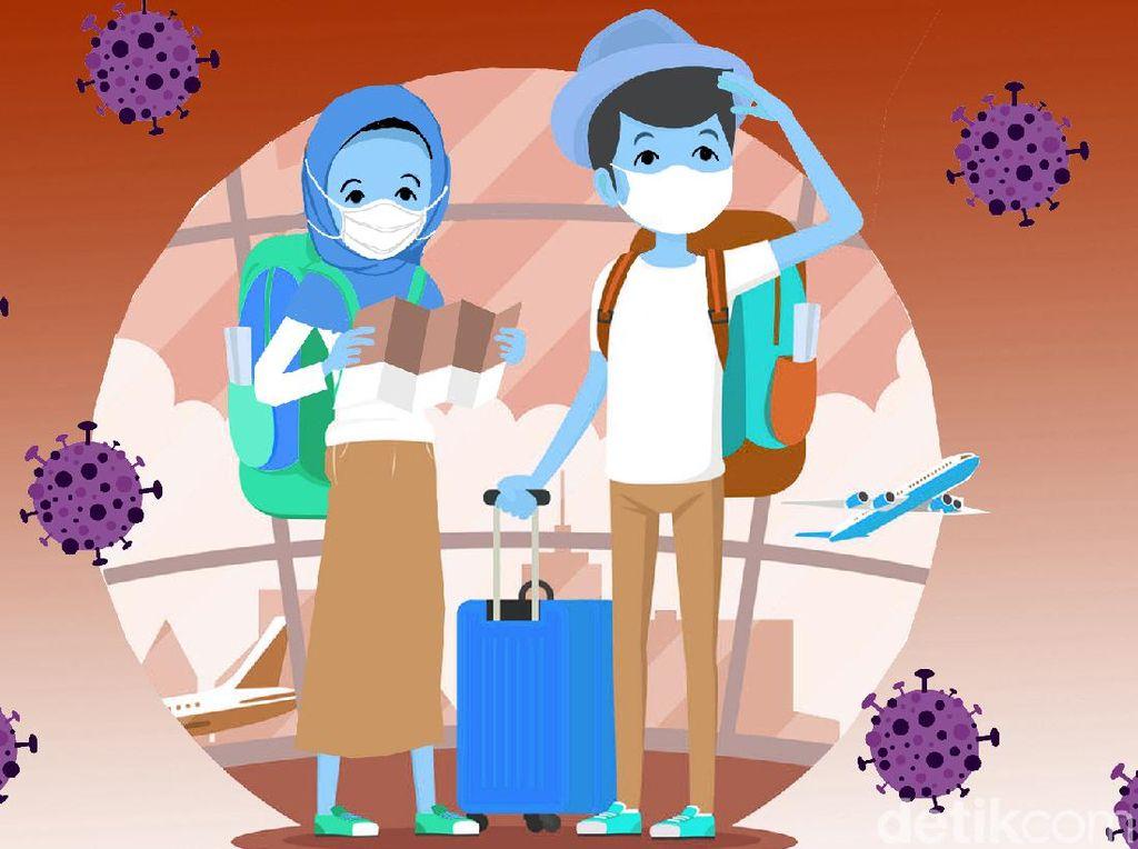 Ditolak Warga, Pasutri ABK Pesiar Amerika Diisolasi di Asrama Haji