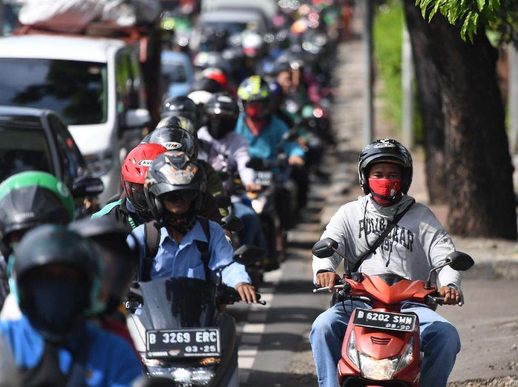 Lalu Lintas Jakarta Kembali Macet Jelang PSBB, Ini Kata Polisi
