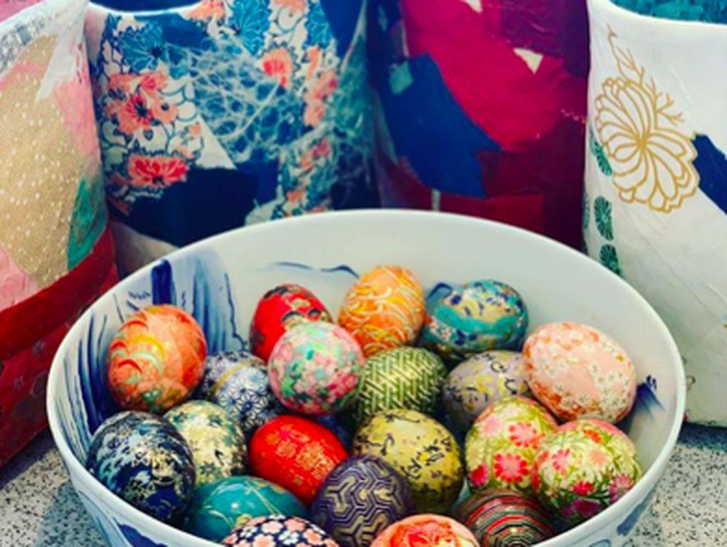 Inspirasi Menghias Telur Paskah dari Ceko hingga Jepang