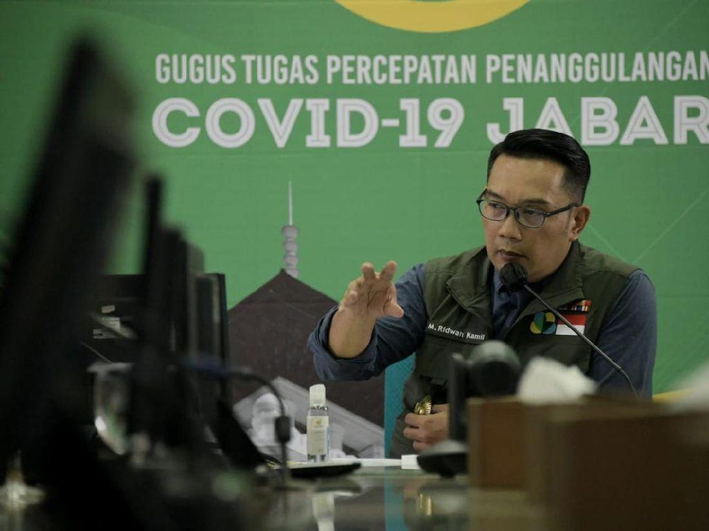 Ridwan Kamil: Jabar Sudah Bisa Produksi Kit Reagen PCR Mandiri