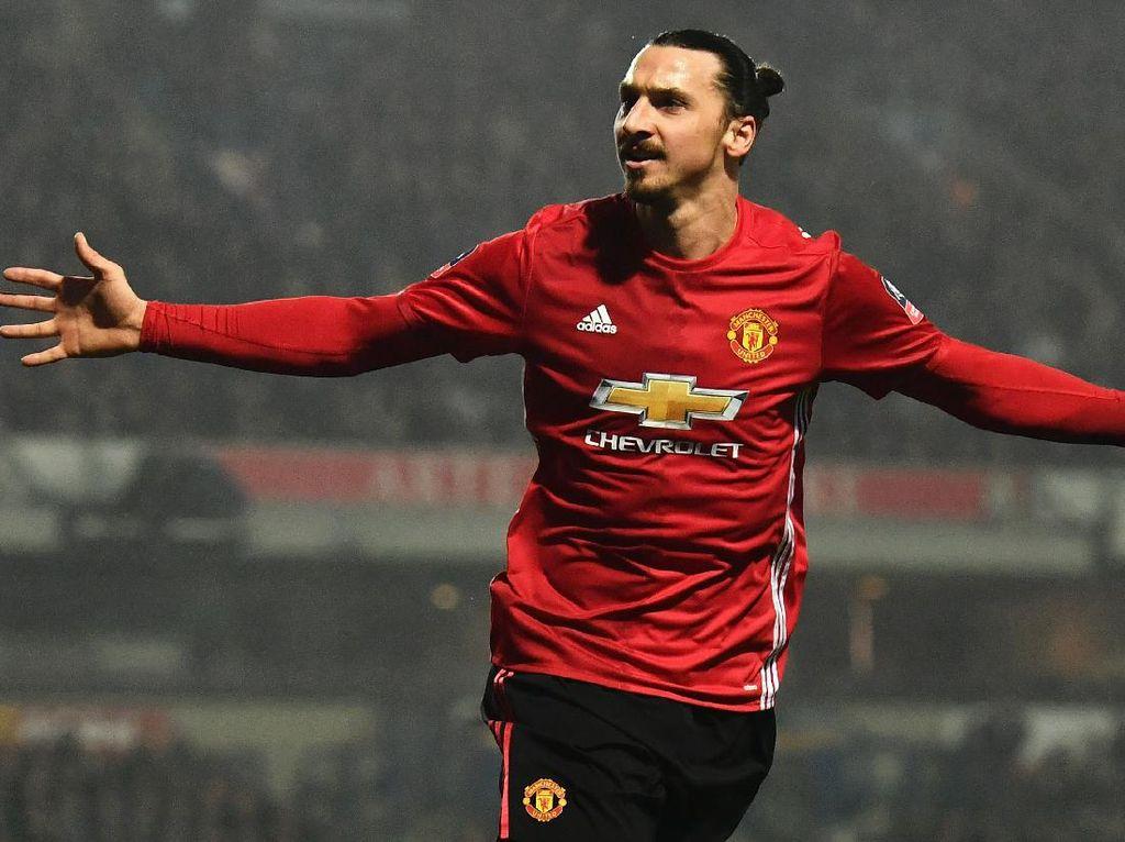 Manchester United Butuh Sosok seperti Ibrahimovic