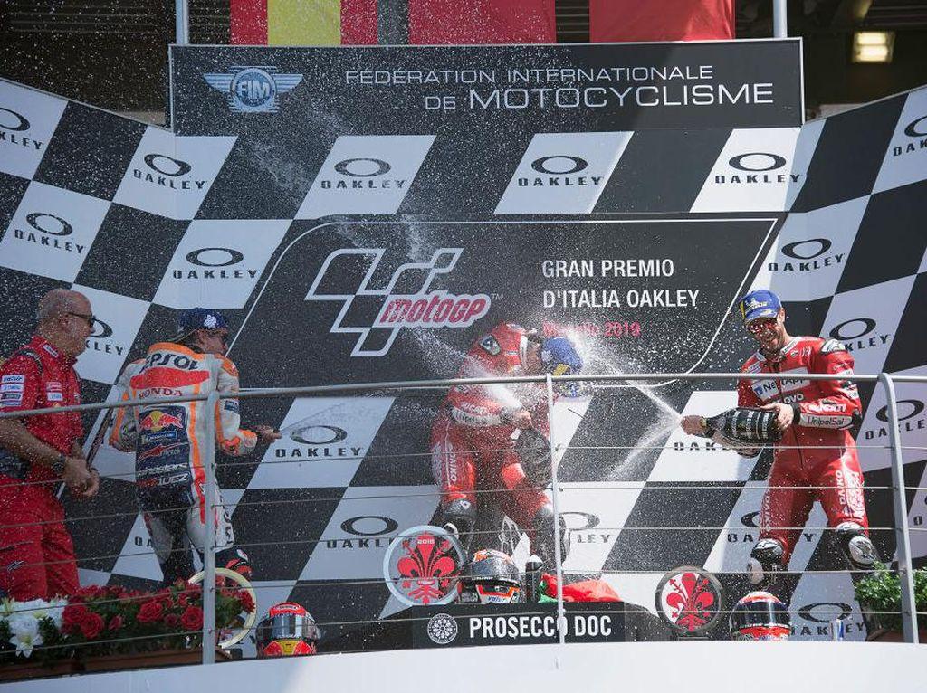 MotoGP Italia Yakin Bisa Bangkit, Bahkan Jadi Lebih Kuat