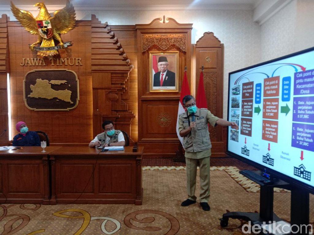Klaster Asrama Haji Terus Di-tracing, Sudah 20 yang Positif Virus Corona