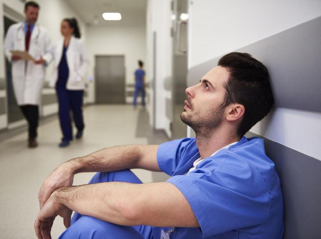 42 Ribu Perawat di New York Gugat Pemerintah karena Gagal Lindungi Tenaga Medis