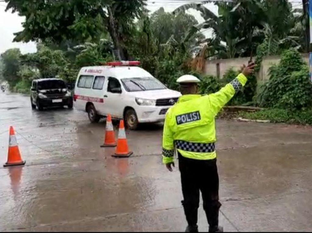 Antisipasi Penolakan, Area Pemakaman Korban Corona di Gowa Dijaga 24 Jam