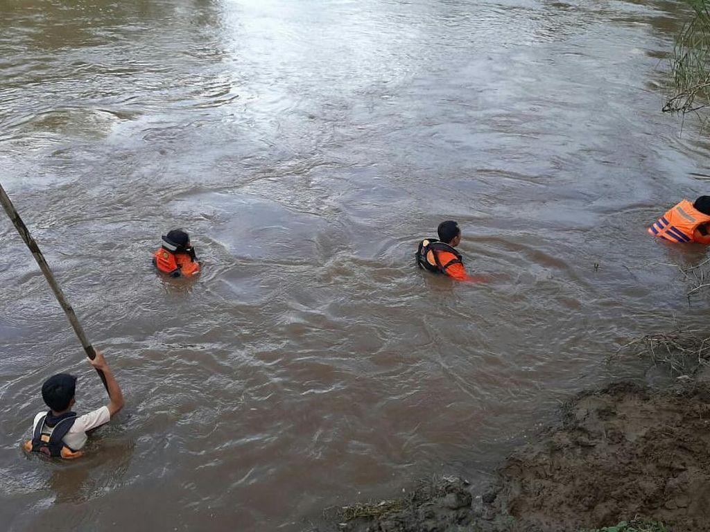 Jatuh ke Sungai, Balita di Purworejo Hilang