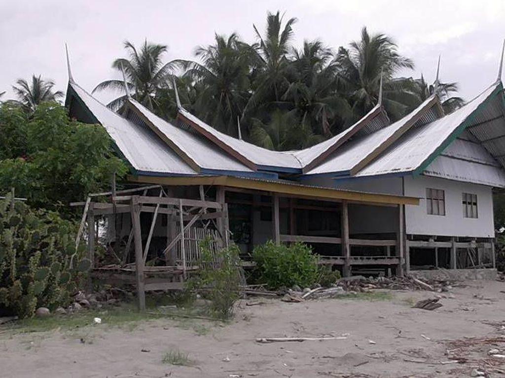 Warga di Polman Serahkan Villanya Untuk Karantina ODP Corona