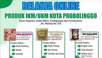 Pasar Tradisional Kota Probolinggo Layani Pembelian Online Saat Wabah Corona