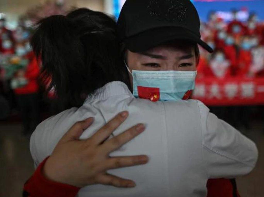 Kabar Baik! Seluruh Pasien Corona di Wuhan Sudah Dipulangkan