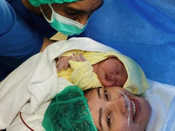 Momen Manis Glenn Fredly dan Bayinya, Ditinggal Selamanya Saat Baru 40 Hari