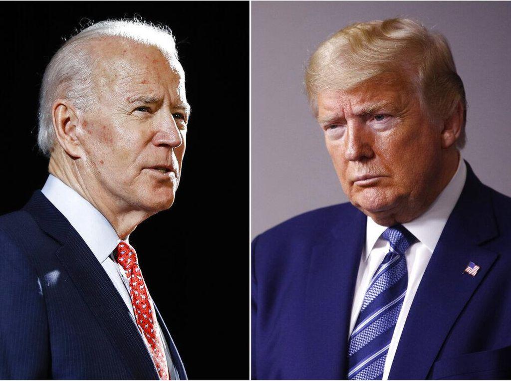 Colek Trump, Joe Biden Tak Akan Politisasi Departemen Kehakiman