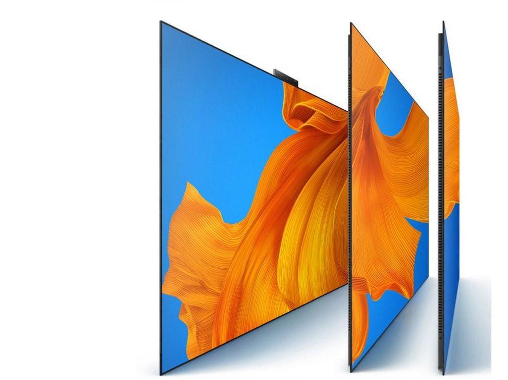 Huawei Rilis TV OLED dengan Refresh Rate 120Hz