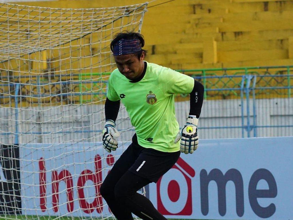 Rambo-nya Bhayangkara FC Latihan di Hutan karena Pandemi Corona