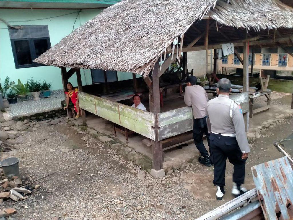 Jadi Tempat Mabuk di Tengah Wabah Corona, Polsek Wara Razia Warung Ballo