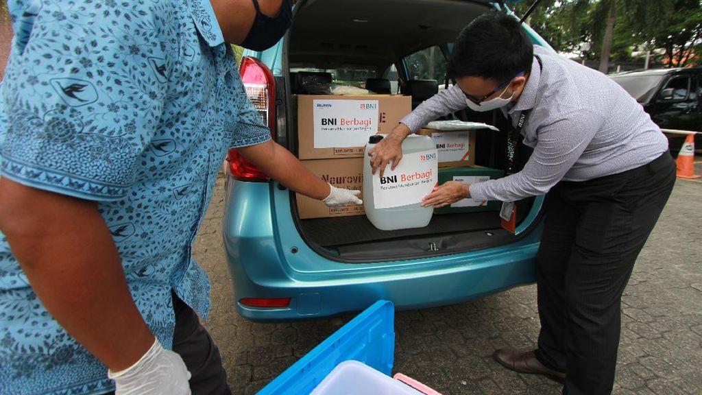Bantuan Kemanusiaan untuk Pasien Corona