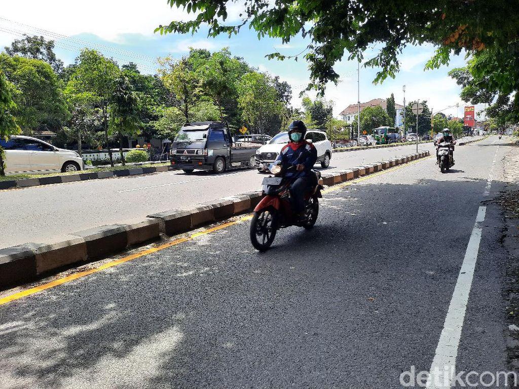 Pantau Pemudik di Yogya, Dishub: Penumpang Bus Maksimal 50%-Mobil 3 Orang