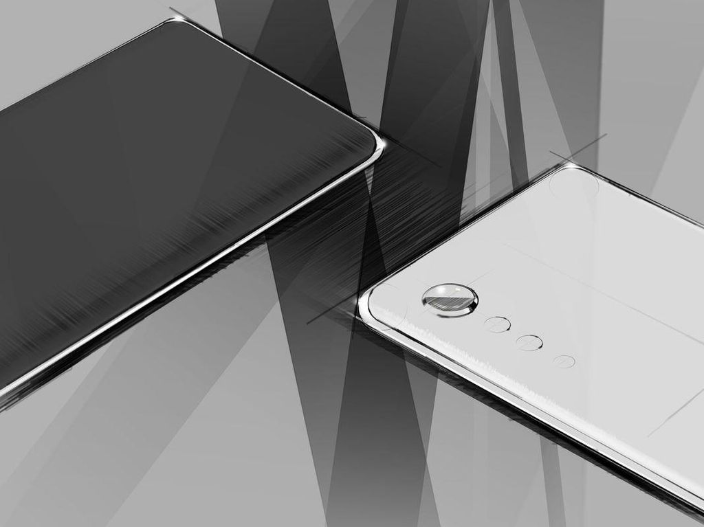 LG Ungkap Desain Ponsel Baru, Seperti Apa?