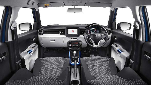 Suzuki Ignis model baru.
