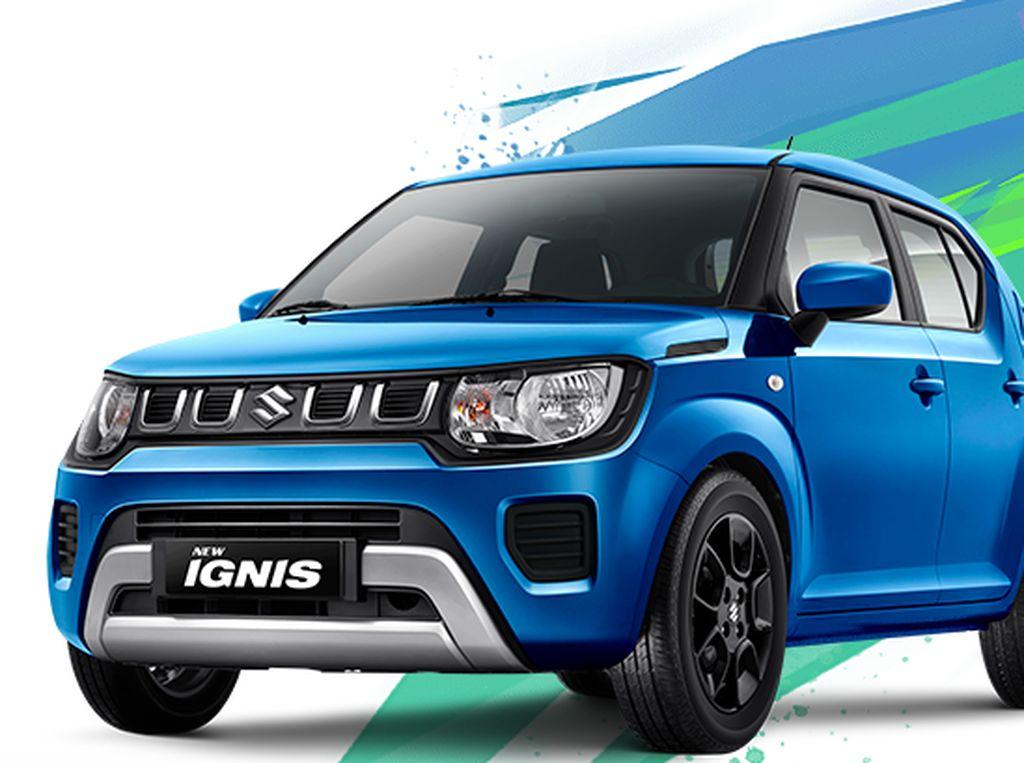 Suzuki New Ignis Meluncur, Harga Mulai Rp 171 Juta