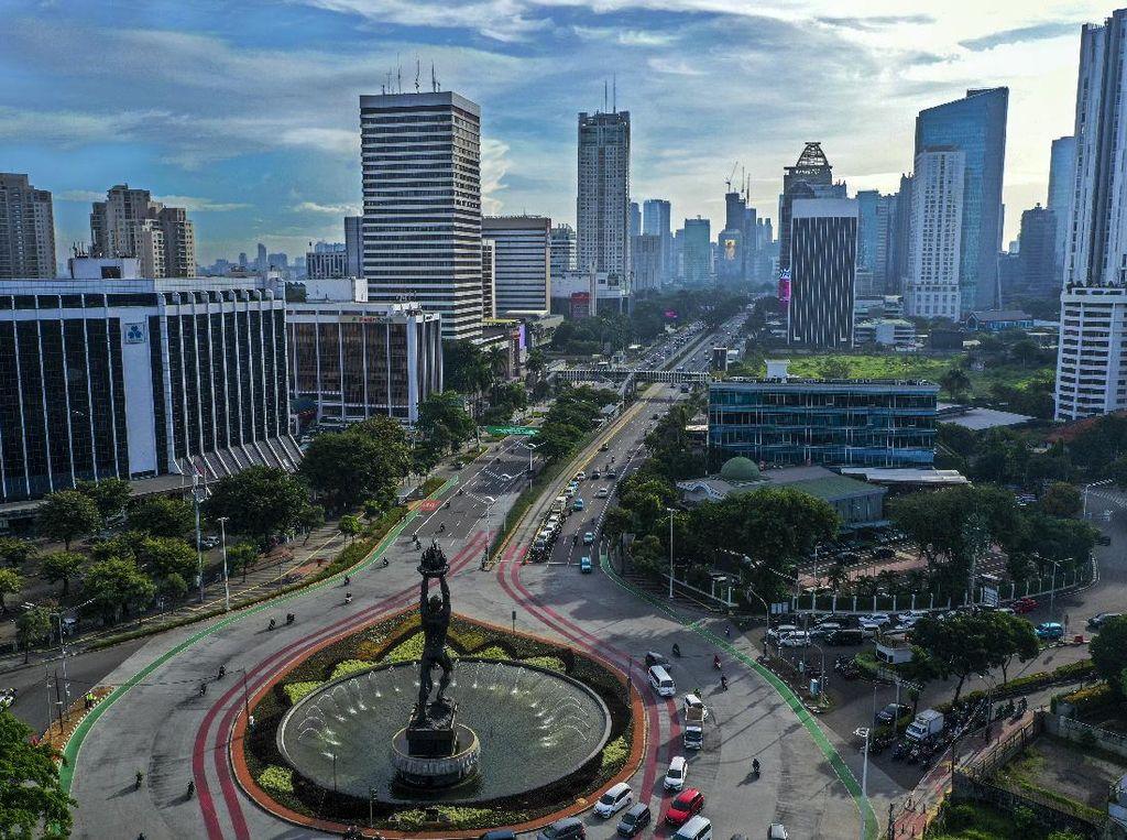 Riset FKM UI: Angka Reproduksi Corona di Jakarta Menurun Selama 2 Pekan
