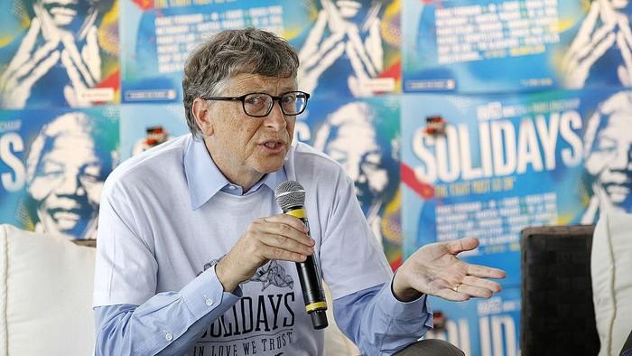 4 Saran Bill Gates untuk Kebaikan Bumi